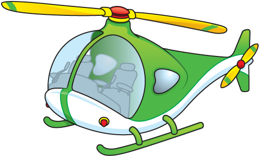 Helicopter clipart #1, Download drawings