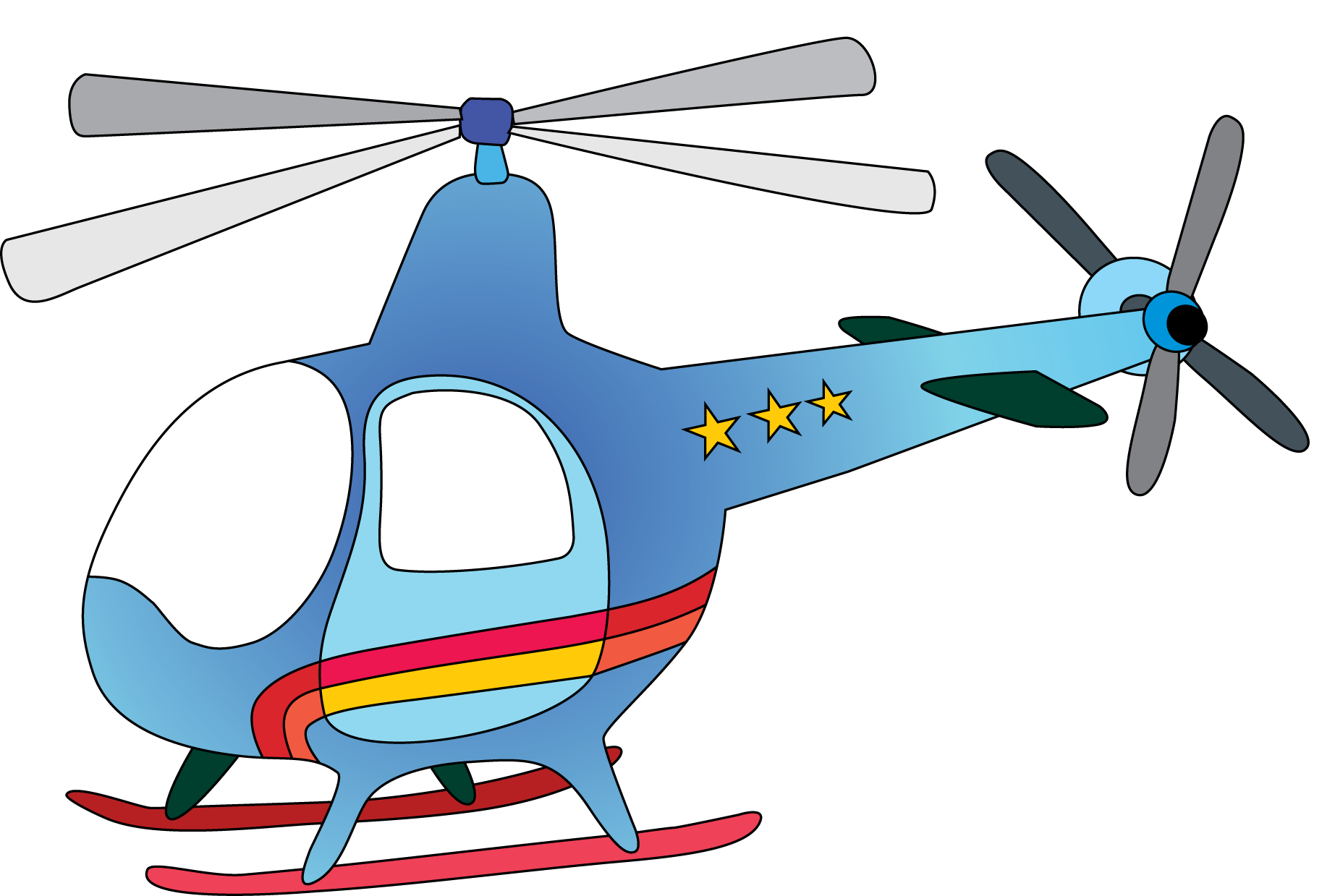 Helicopter clipart #11, Download drawings
