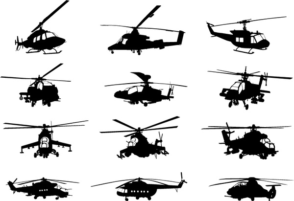 Helicopter svg #5, Download drawings
