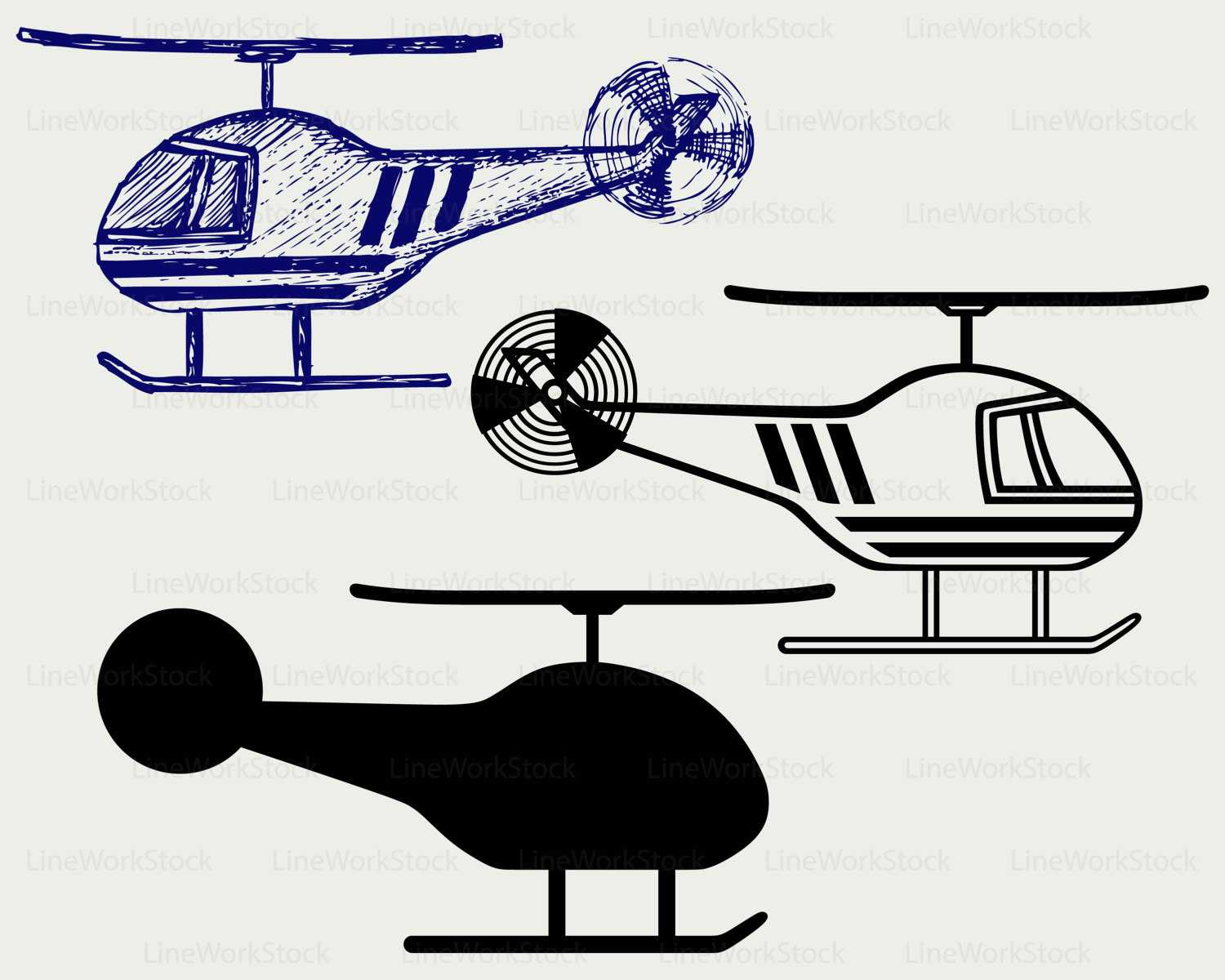 Helicopter svg #11, Download drawings