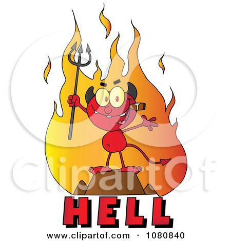 Hell clipart #9, Download drawings