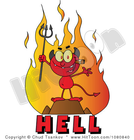 Hell clipart #14, Download drawings