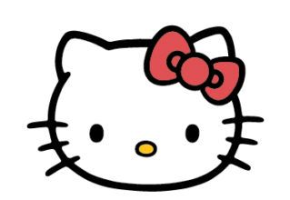 hello kitty svg #331, Download drawings