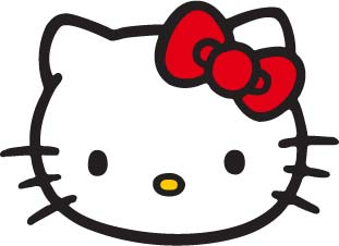 hello kitty svg #330, Download drawings