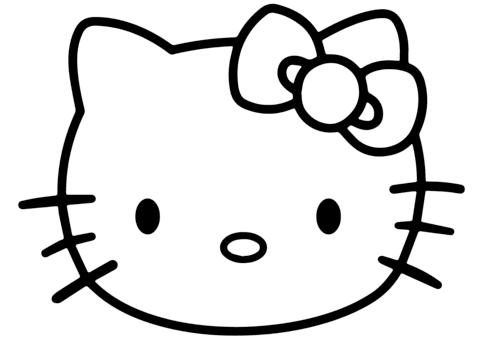 hello kitty svg #324, Download drawings