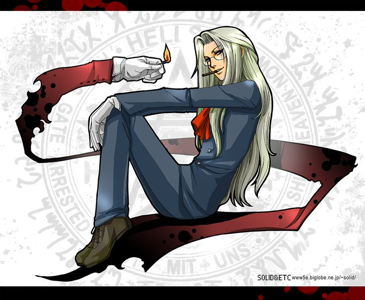 Hellsing clipart #9, Download drawings