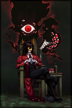 Hellsing clipart #17, Download drawings
