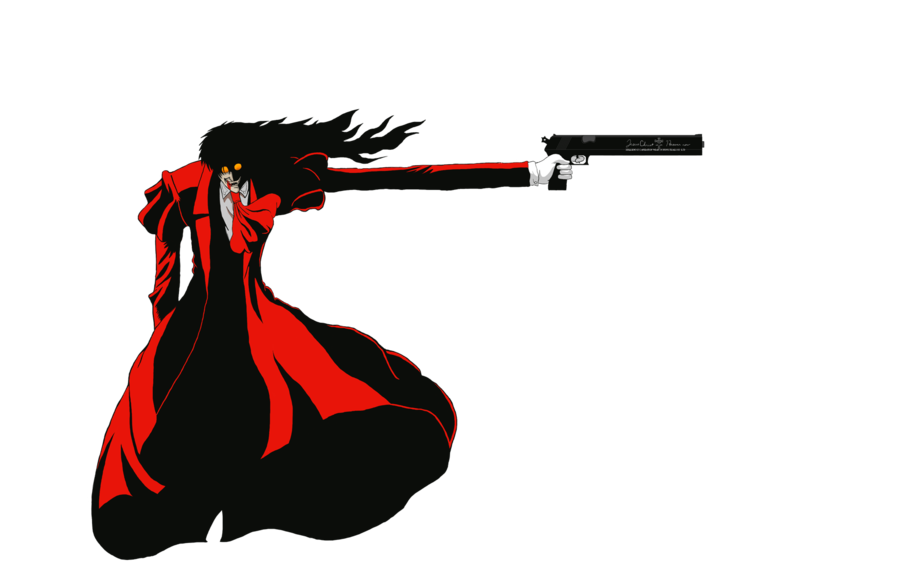 Hellsing clipart #10, Download drawings