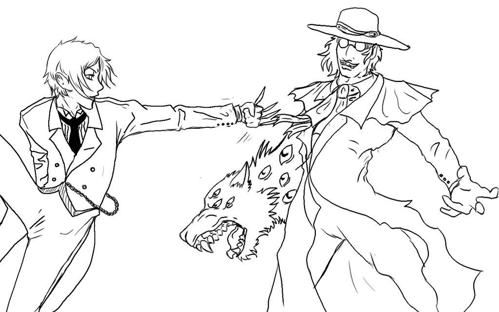 Helsing coloring #10, Download drawings