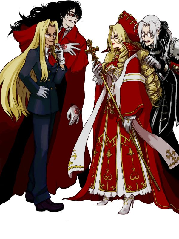 Alucard (Hellsing) svg #18, Download drawings