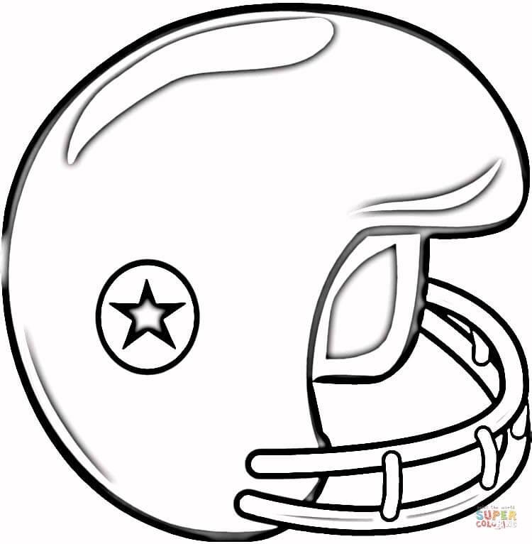 Helmet coloring #18, Download drawings
