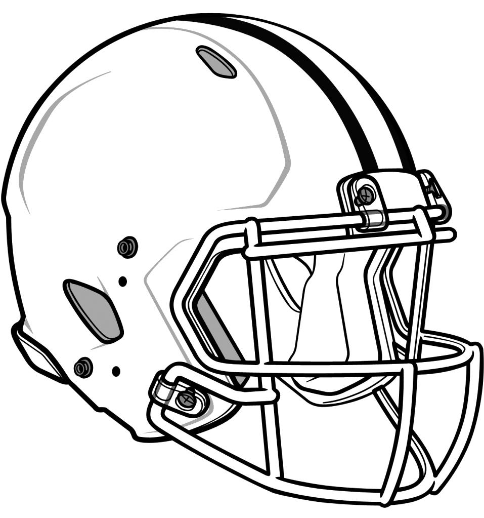 Helmet coloring #6, Download drawings