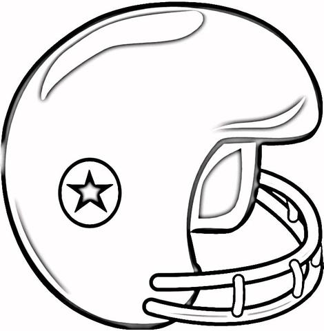 Helmet coloring #16, Download drawings