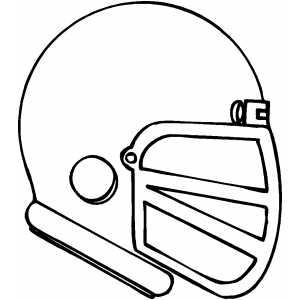 Helmet coloring #9, Download drawings