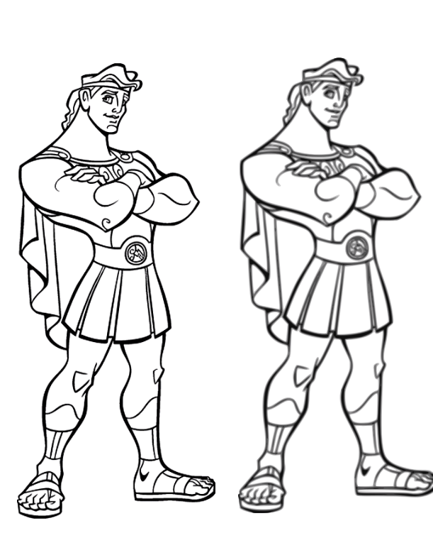 Heracles svg #4, Download drawings