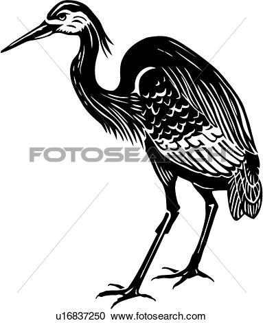 Heron clipart #10, Download drawings