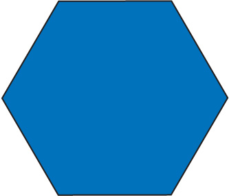 Hexagon clipart #18, Download drawings