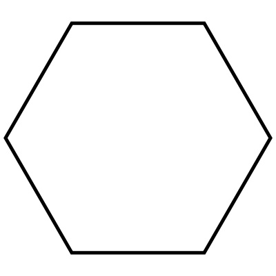 Hexagon clipart #20, Download drawings