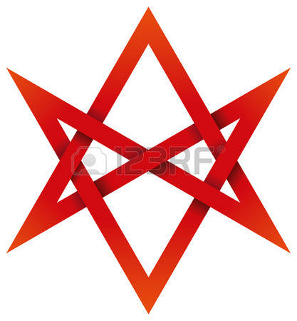 Hexagram clipart #17, Download drawings