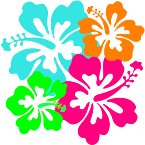 Hibiscus clipart #16, Download drawings