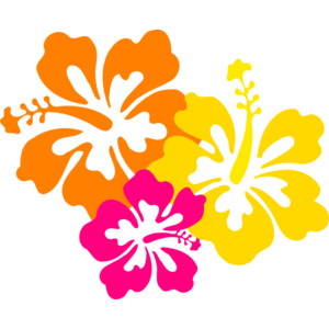 Hibiscus clipart #18, Download drawings