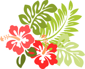 Hibiscus clipart #13, Download drawings