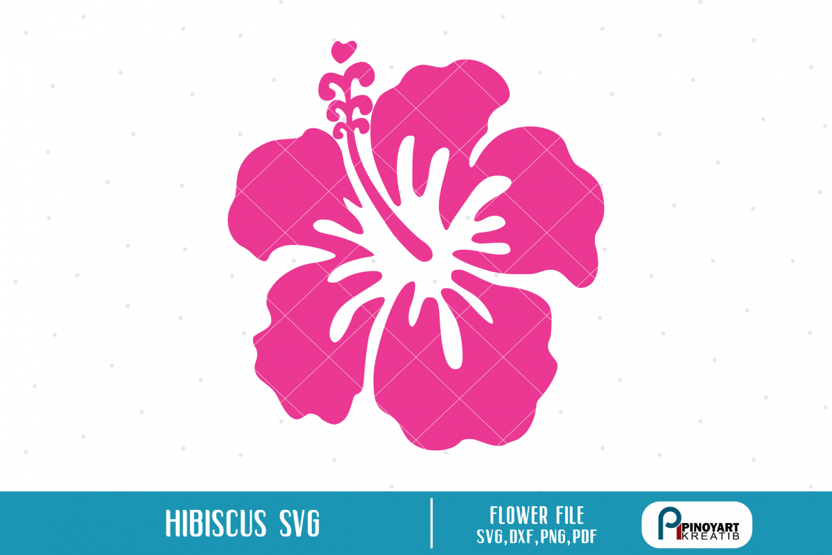 hibiscus flower svg #585, Download drawings
