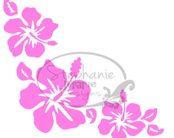 Hibiscus svg #3, Download drawings