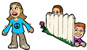 Hiding clipart #13, Download drawings