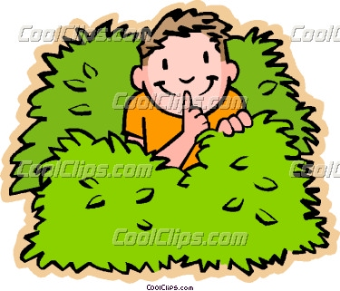 Hiding clipart #17, Download drawings