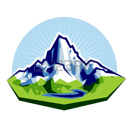 High Mountain clipart #6, Download drawings