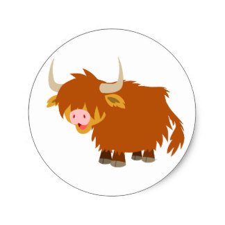 Highland Cattle clipart #13, Download drawings