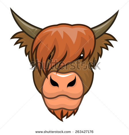 Highland Cattle clipart #2, Download drawings