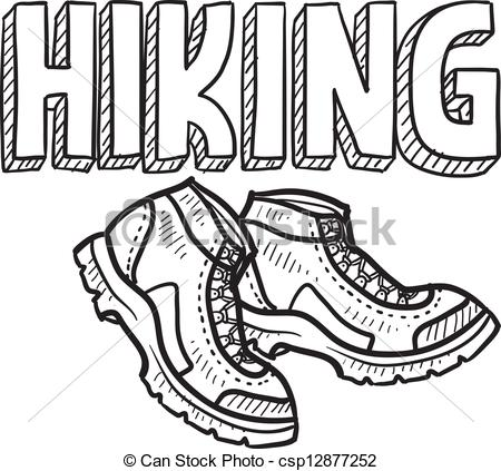 Hiking clipart #2, Download drawings