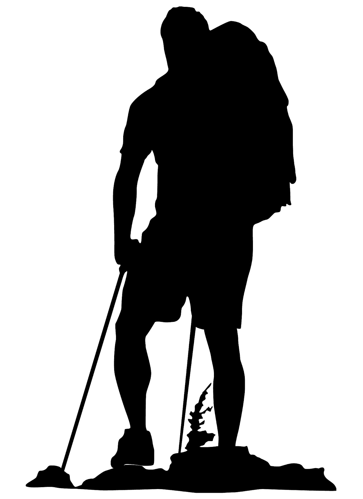 Hiking clipart #3, Download drawings
