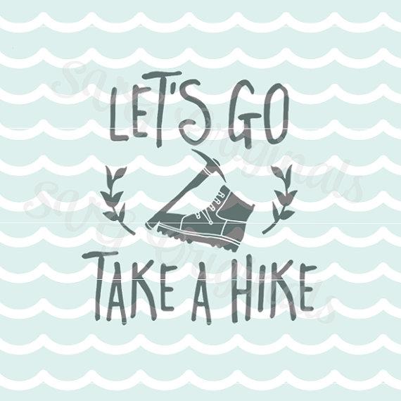 Hiking svg #2, Download drawings