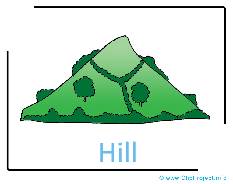 Hill clipart #11, Download drawings