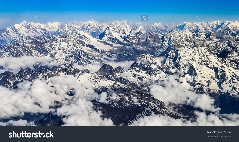 Himalaya Mountans clipart #1, Download drawings