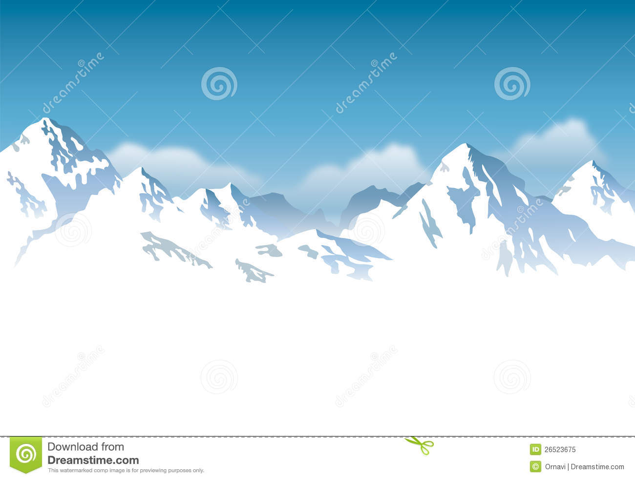 Himalaya Mountans clipart #14, Download drawings