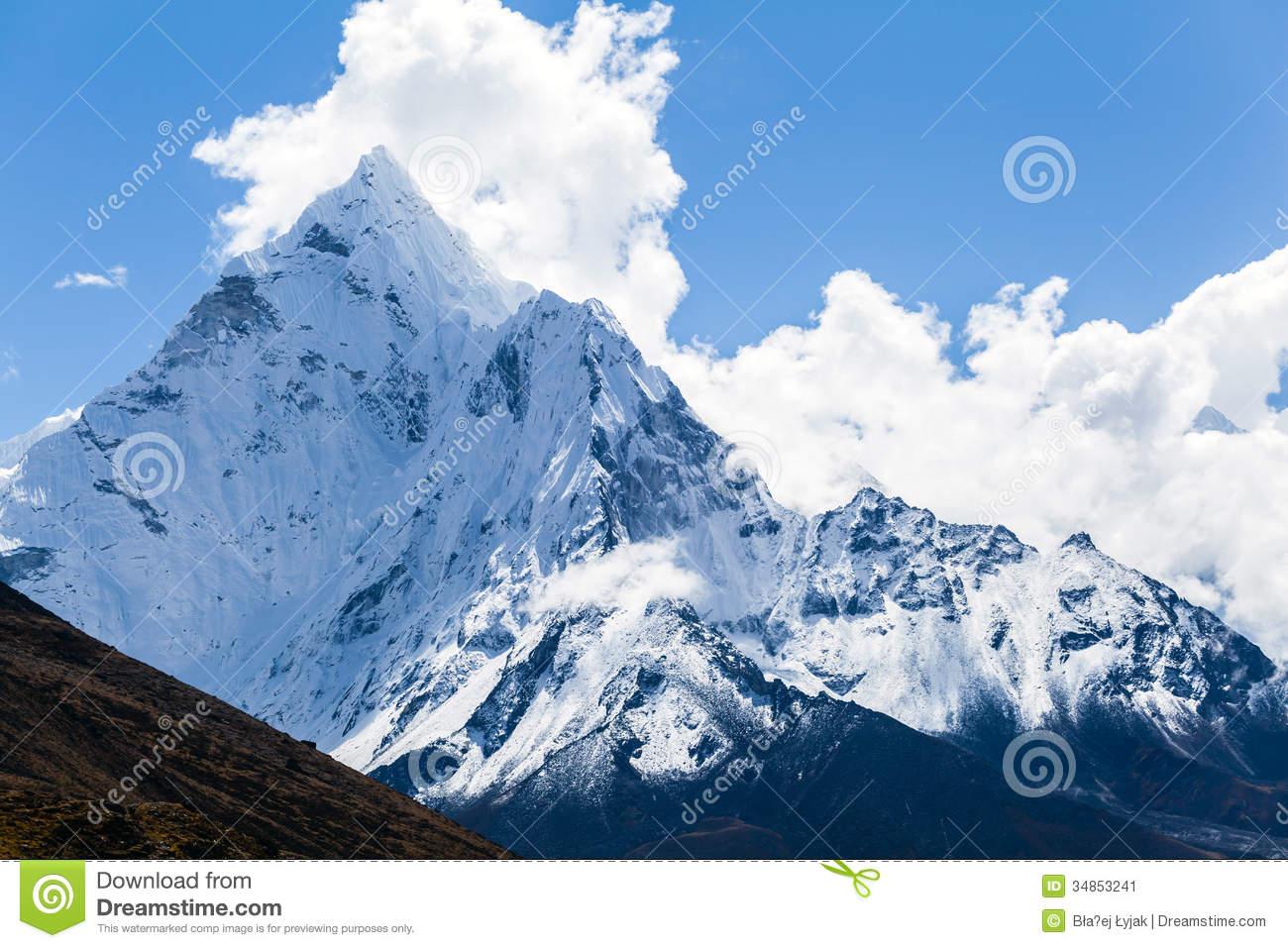 Himalaya Mountans clipart #8, Download drawings