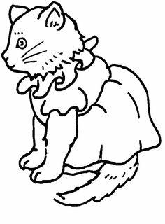 Himalayan Cat coloring #16, Download drawings