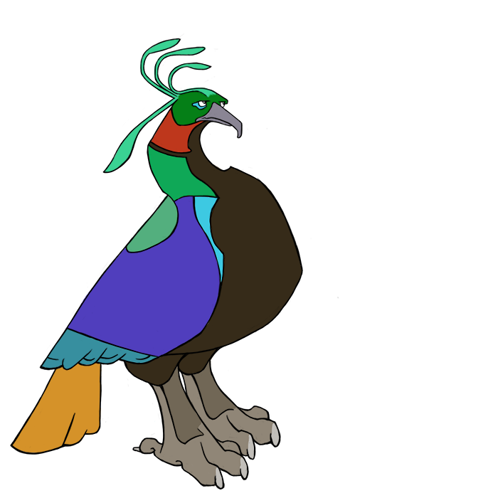 Himalayan Monal clipart #1, Download drawings