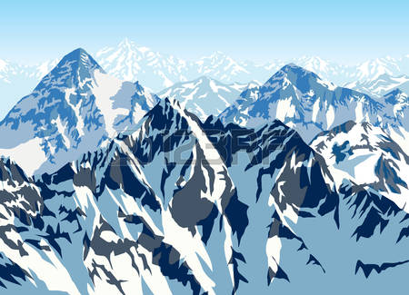 Himalayas clipart #1, Download drawings