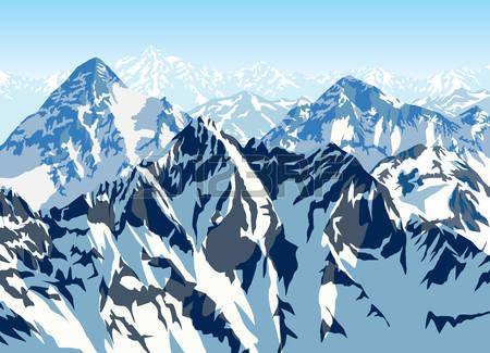 Himalaya Mountans clipart #13, Download drawings