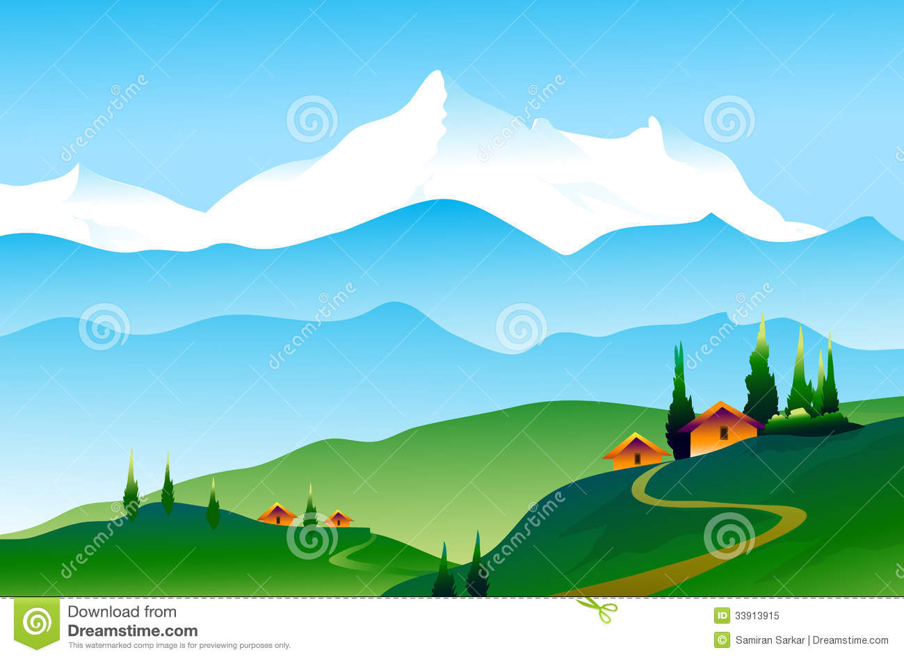 Himalayas clipart #15, Download drawings