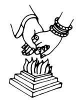 Hindu clipart #7, Download drawings