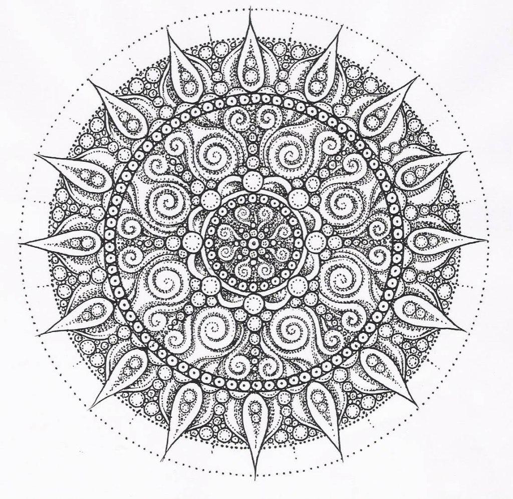 Hindu coloring #5, Download drawings