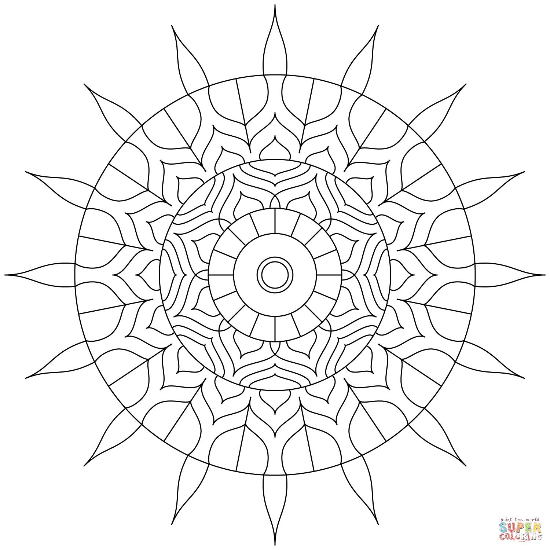 Hindu coloring #2, Download drawings