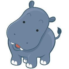 Hippo clipart #8, Download drawings