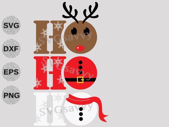 ho ho ho svg #223, Download drawings